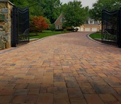 New driveways in Charlotte NC